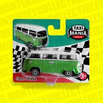 Taxi Mania Combi Df Pesera Tipo Hot Wheels