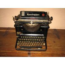 Maquina Remington 12 Antigua