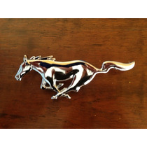 Emblema Para Parilla Mustang 1968