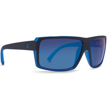 Lentes Sol Von Zipper Snark Black Blue Boilerplate Astro Glo