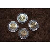 Coleccion De Monedas 5, Independencia Y Revolucion Estado Bu