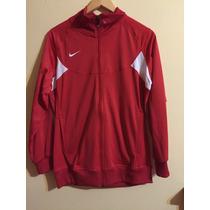 Sudadera Nike Roja Para Dama Grande Roja/blanca