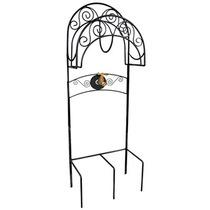 Porta Manguera Decorativo Con Valvula Liberty