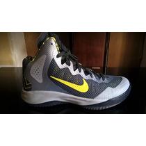 Tenis Nike ¨zoom Hyperenforcer Xd¨ Para Basketball