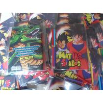 Libro P/colorear Personalizado Invitaciones Infantiles Bolo