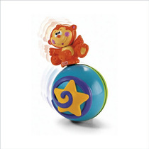Pelota Musical Fisher Price Go Baby Go Mono,