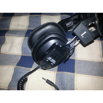 Audifonos Para Radio - Stereo Headphone - Hd 3030