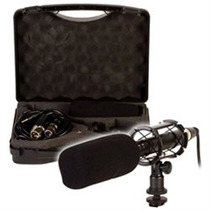 Microfono Cañon Condensador Escopeta Video Kodak Vivitar