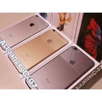 Apple Iphone 6s Plus 64 Gb Libre De Fábrica Space Gray Rosa