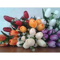 Tulipan Holandes Flores Artifucial Mdn