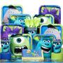 Kit De Disney Monsters U Deluxe Para 8