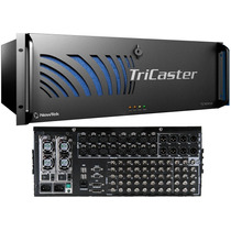 Tricaster Tcxd-860 Interface De Produccion En Vivo