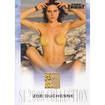 2009 Sports Illustrated Swimsuit Model Zoe Duchesne Canada