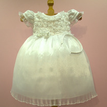 Batita Organza Plizada Mod: Mini Princesa