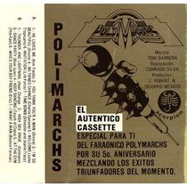 Polymarchs 5to Aniv Sello Scorpion 1985+underground Festival