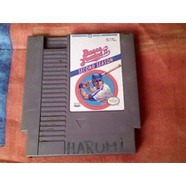 Cartucho Para Nintendo, Bases Loaded 2