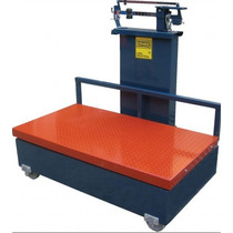 Bascula Industrial Plataforma 1000 Kg Modelo W-acero