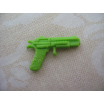 Gijoe 1993 Colonel Courage V1 Light Green Pistol