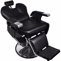 Silla Sillon Hidraulica Reclinable Estetica Salon Barberia