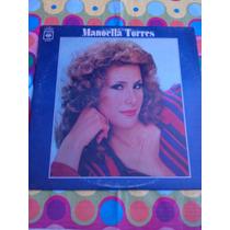 Manoella Torres Lp 15 Autenticos Éxitos 1982