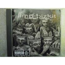 Limp Bizkit Cd New Old Songs