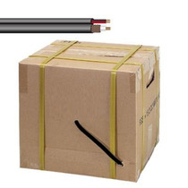 Saxxon Siamln500- Cable Siamese Negro De 150 Metros/ Malla D