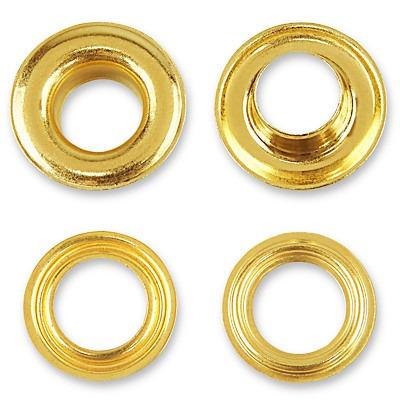 Paquete de 500 pares de ojales 3 8 para ojilladora lonas - Ojales para lonas ...