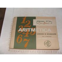 Libro Aritmetica Ejercicios De Mecanizacion , Laura Fernande