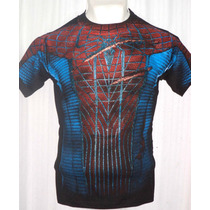 Playera Amazing Spider Man Marvel Comic's!!!