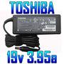 Cargador Original Para Toshiba 19v 3.95a A105 A135 A205 M35x