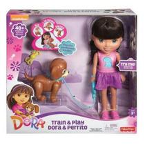 Dora La Exploradora Y Perrito