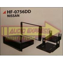 Base Frente Estereo Nissan Pick Up Np300 2014- 015 Hf0756dd