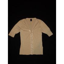 Blusa Tipo Sweaters Gap T-xs Stretch Original