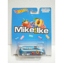 Hot Wheels Real Riders Mike And Ike 85 Chevy Astro Van Azul