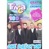 Revista Trivia One Direction (envío Gratis) Nueva Y Original