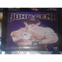 Billetera Cartera Wwe John Cena, Randy Orton.