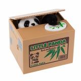 Alcancía Roba Monedas Cerdo Perro Mono Gato Panda Raton