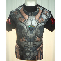 Playera Uniforme De Gears Of War!!
