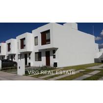 Casa En Condominio En Residencial Santa Fe, Circuito Del Aguila Real