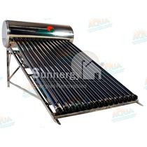 Calentador Solar 15 Tubos. Inox. Meses Sin Intereses