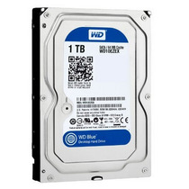 Disco Duro Interno Wd Blue 1 Tb Desktop Hard Drive: 3.5 Inch