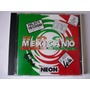 Rock Mexicano 15 Exitos Cd 1995 Rarisimo! Mn4