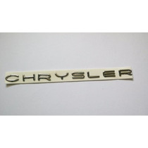 Chrysler Letrero Emblema