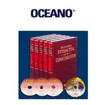 Enciclopedia Interactiva De Los Conocimientos 4 Vols Oceano