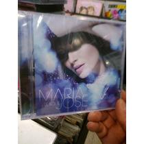 Maria José De Noche Cd Nuevo Pop En Español