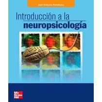 Libro Introducción A La Neuropsicología