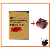 Bateria Dorada Samsung Galaxy Fit Gt S5670 Gio S5660