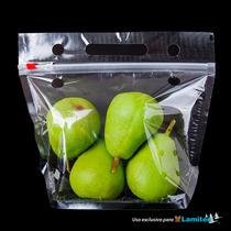 Bolsa Para Fruta Y Verdura Lamitec Chica $x100 Pz