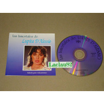Lupita D´alessio Las Inmortales 1996 Orfeon Cd