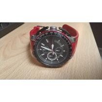 Armani Exchange Unisex Zero Light Chronograph Reloj